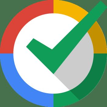Badge Marchand de confiance Google