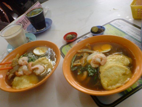 Food in Sandakan - Part 1 (3/6)