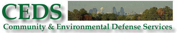 Community & Environmental Defense Services