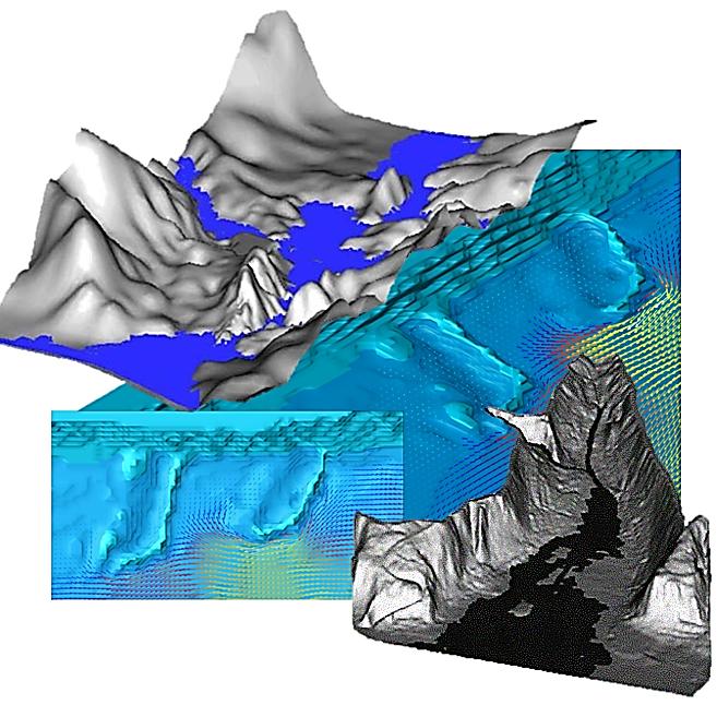 mesh-simulation