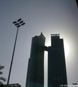 The Corniche Nation Towers - Which Host the St.Regis Hotel - Abu Dhabi