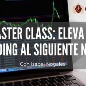 MASTER CLASS ELEVA TU TRADING AL SIGUIENTE NIVEL El informe COT