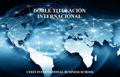 Una Doble Titulación Internacional es un programa de estudios específico establecido entre dos universidades de distintos países que permite al estudiante conseguir dos títulos oficiales al completar el programa.
