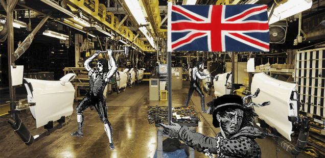 Between Karel Čapek and a Hard Brexit