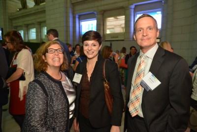 Moira Lenehan (Senator Reed), Corey Williams (NEA), Jeff Carter (NCL)