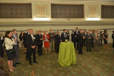 CEF Gala Reception