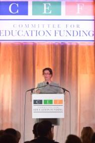 CEF Executive Director Sheryl Cohen