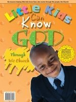 Little Kids Can Know God Through His Church