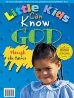 Little Kids Can Know God Through The Saviour