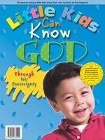 Little Kids Can Know God Through His Sovereignty