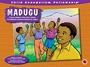 MADUGU (Liberia) - Flashcard with Text