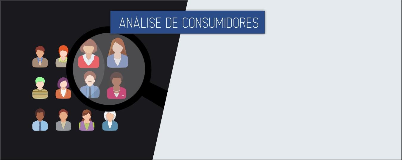 Análise de consumidores
