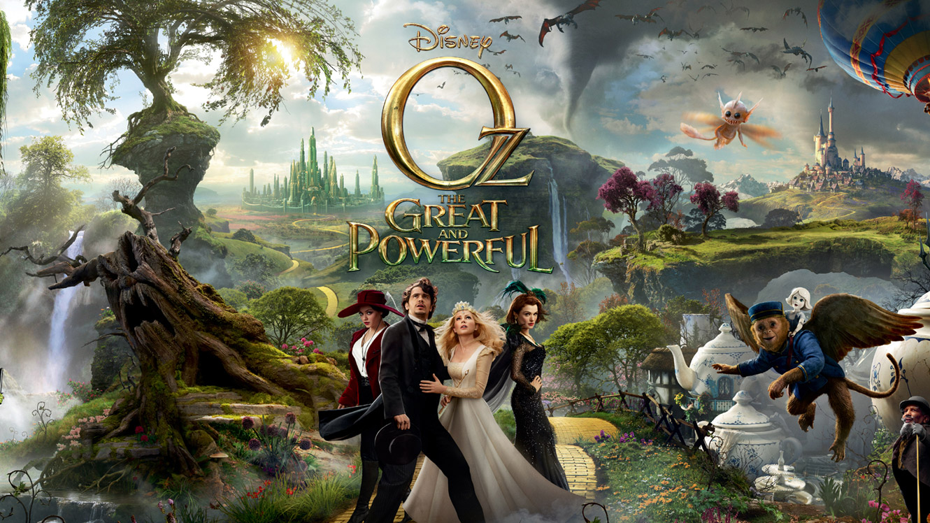 ",,Grozavul și puternicul Oz""- Oz the Great and Powerful (2013)"