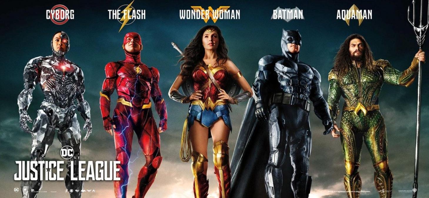 Super eroii universului DC