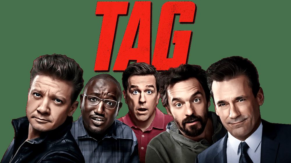 Tag (2018)