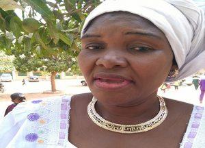 Awa Carole Congo, docteur en psycholinguiste