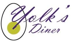 Yolk's Diner Logo