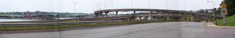 Harbour Bridge Panorama