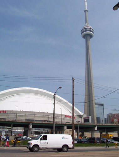 Tower and Dome