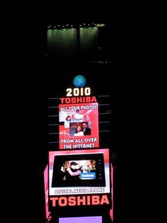 NYC 2010 Ball