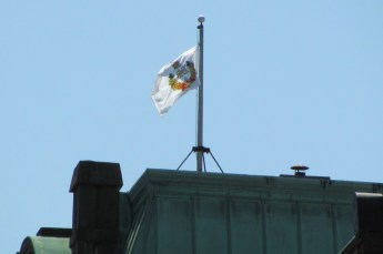 Diamond Jubalie Flag