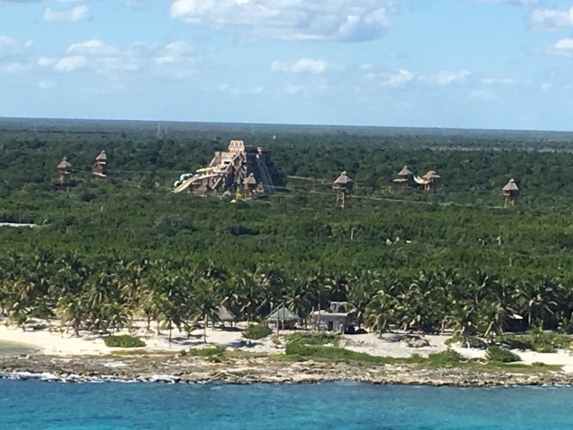 December: Cruise to Costa Maya (Country 32 – México)