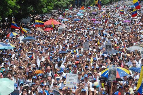 marcha-venezuela