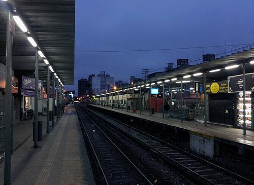 paro-trenes