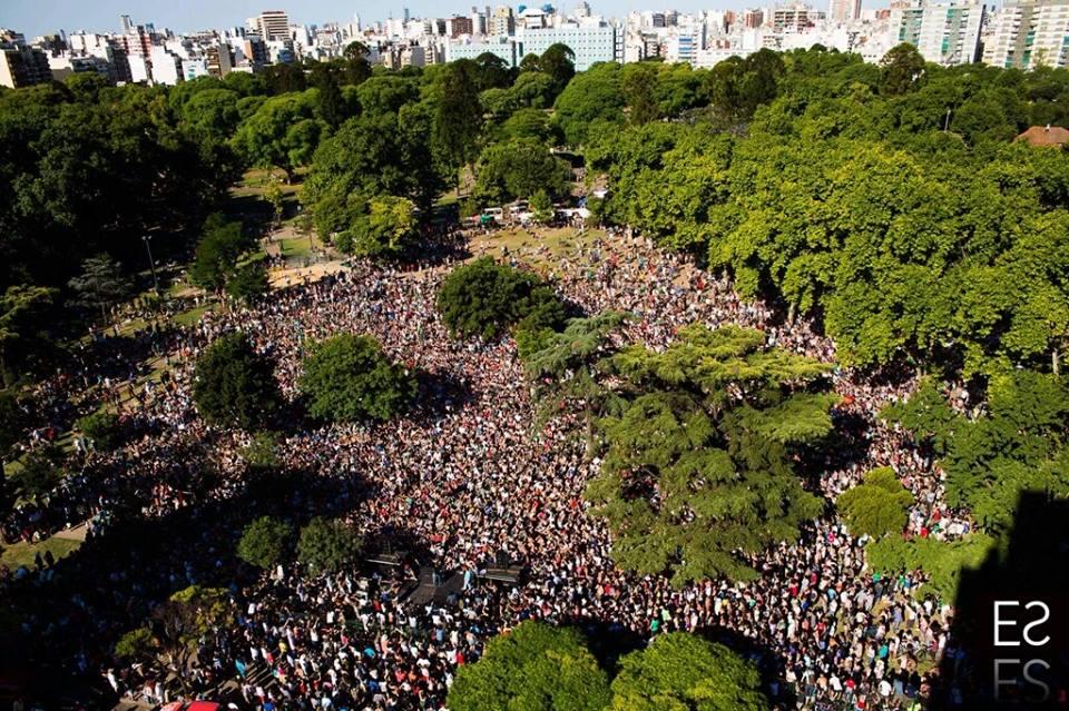 parque centenario kicillof