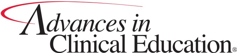 Advances in Clinical Education