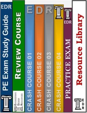 Civil Engineering Geotechnical PE Exam Prep Package 10