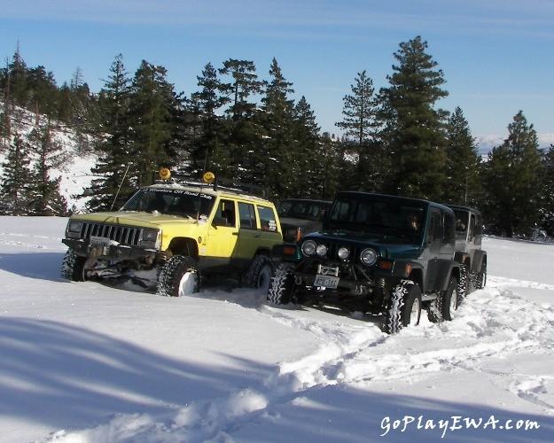 Photos: EWOR Sedge Ridge 4×4 Snow Run 4