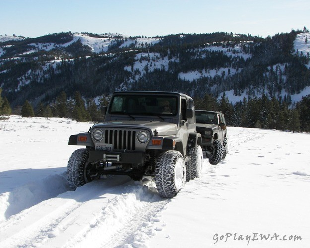 Photos: EWOR Sedge Ridge 4×4 Snow Run 12