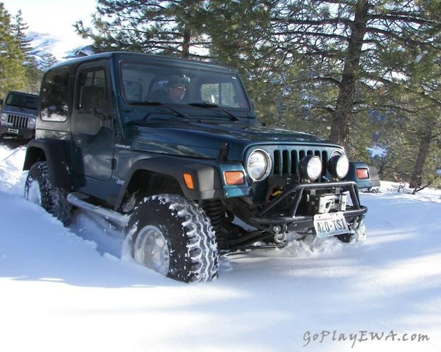Photos: EWOR Sedge Ridge 4×4 Snow Run 15