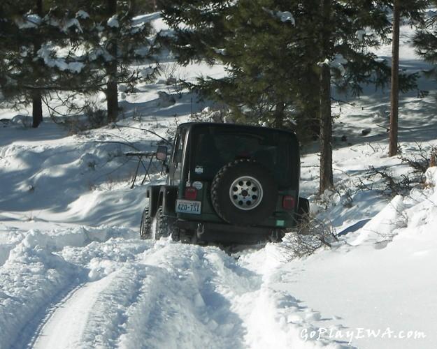 Photos: EWOR Sedge Ridge 4×4 Snow Run 20