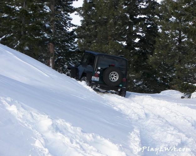Photos: EWOR Sedge Ridge 4×4 Snow Run 32