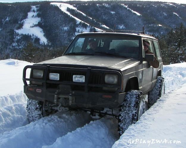 Photos: EWOR Sedge Ridge 4×4 Snow Run 36