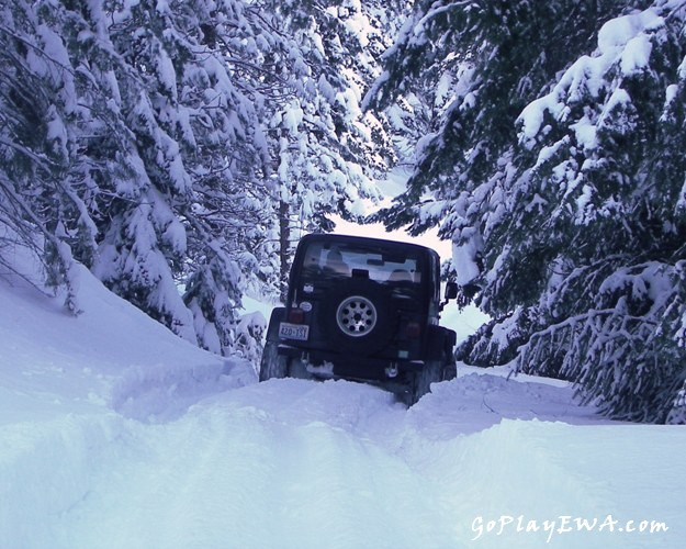 Photos: EWOR Sedge Ridge 4×4 Snow Run 38