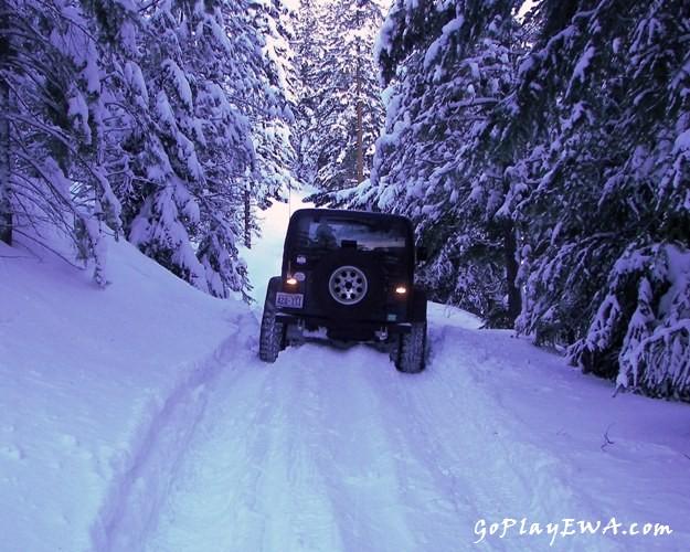 Photos: EWOR Sedge Ridge 4×4 Snow Run 39
