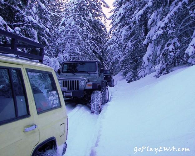 Photos: EWOR Sedge Ridge 4×4 Snow Run 42