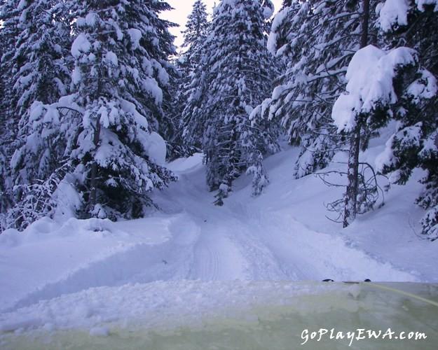 Photos: EWOR Sedge Ridge 4×4 Snow Run 46