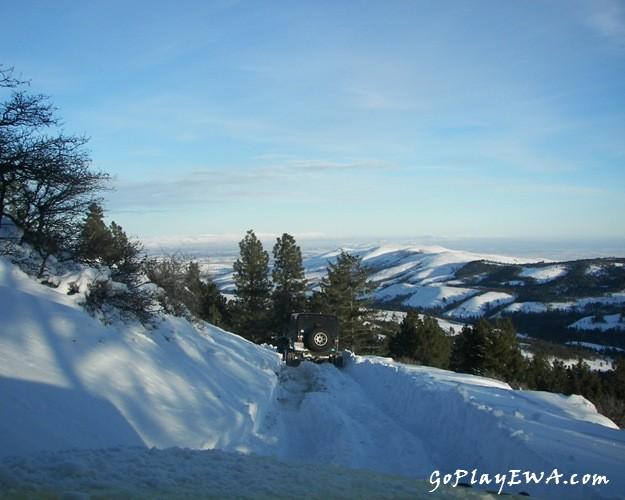 Photos: EWOR Sedge Ridge 4×4 Snow Run 47