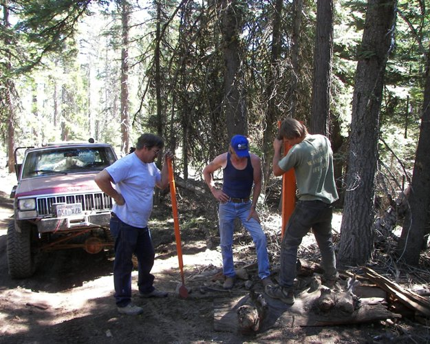 Photos: EWOR Ahtanum State Forest Green Dot Work Party Part 1 of 2 10