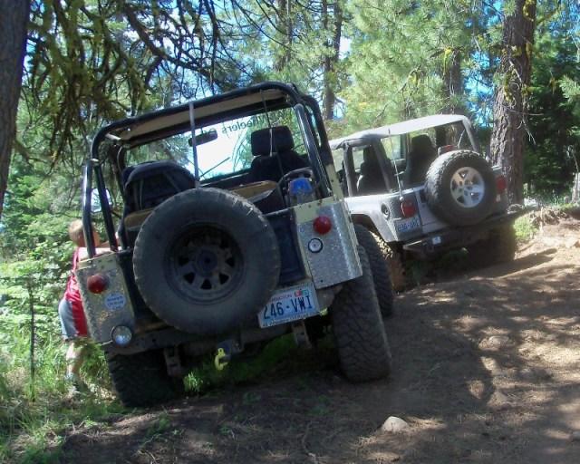 Photos: EWOR Ahtanum ORV Trail Maintenance Camp-out 7