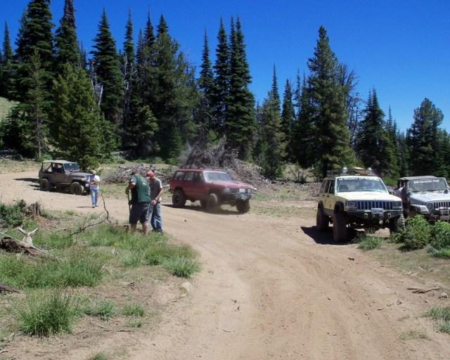 Photos: EWOR Ahtanum ORV Trail Maintenance Camp-out 17