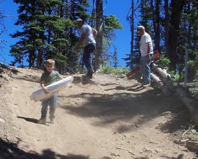 Photos: EWOR Ahtanum ORV Trail Maintenance Camp-out 21