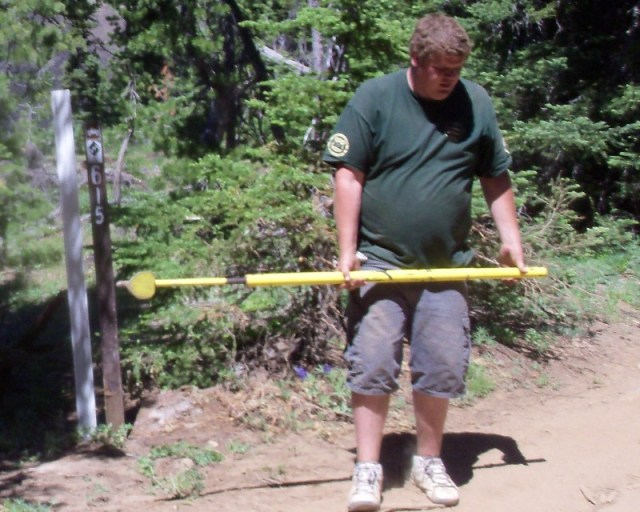Photos: EWOR Ahtanum ORV Trail Maintenance Camp-out 23