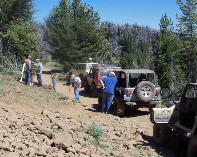 Photos: EWOR Ahtanum ORV Trail Maintenance Camp-out 26
