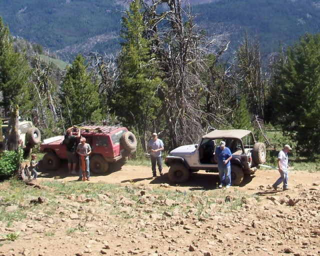 Photos: EWOR Ahtanum ORV Trail Maintenance Camp-out 27