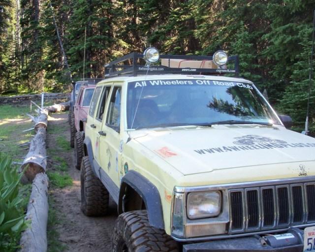 Photos: EWOR Ahtanum ORV Trail Maintenance Camp-out 36